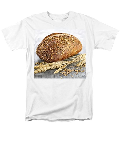 Loaf of multigrain bread T-Shirt by Elena Elisseeva