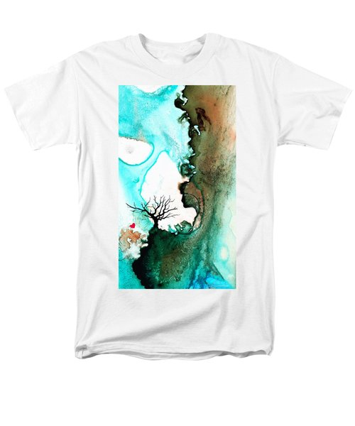 Love Has No Fear - Art By Sharon Cummings T-Shirt by Sharon Cummings