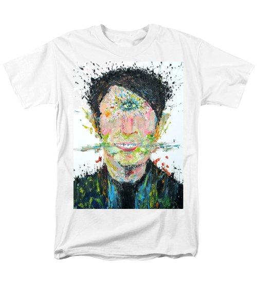 Love Me Do Men's T-Shirt  (Regular Fit) by Fabrizio Cassetta