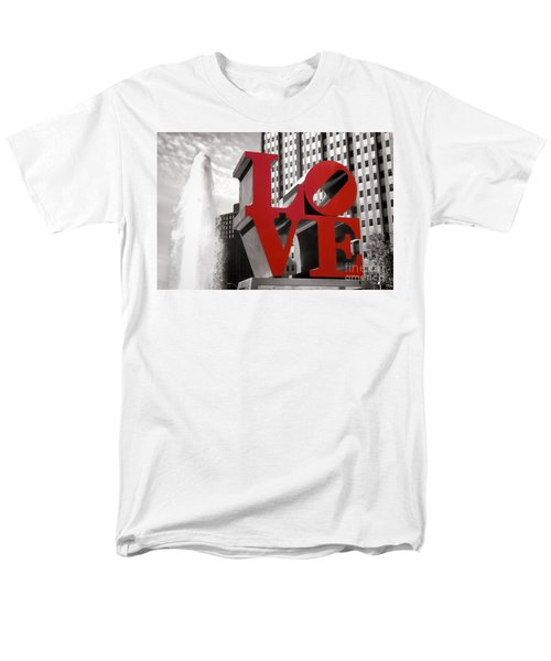 LOVE T-Shirt by Olivier Le Queinec