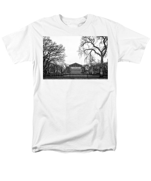 Northrop Auditorium At The University Of Minnesota Men's T-Shirt  (Regular Fit) by Tom Gort