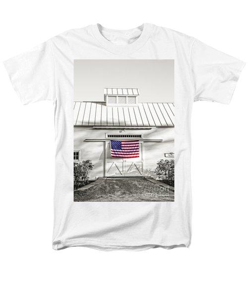 Old Glory Circa 1776 T-Shirt by Edward Fielding