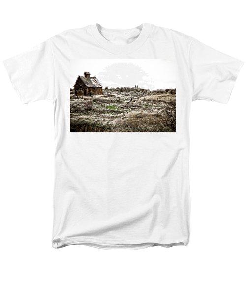Old West School  T-Shirt by Steve McKinzie