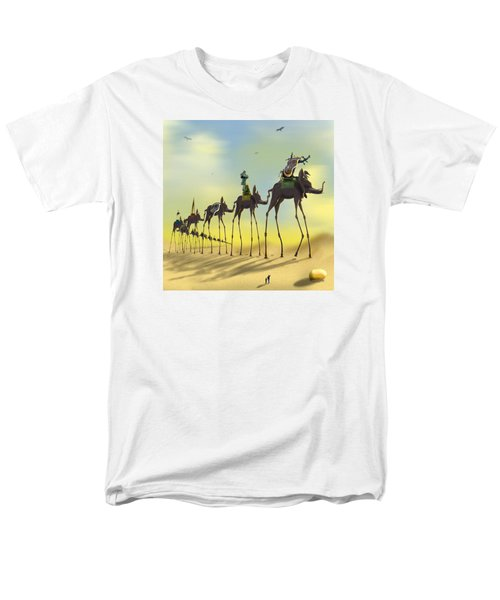 On The Move 2 Without Moon Men's T-Shirt  (Regular Fit) by Mike McGlothlen