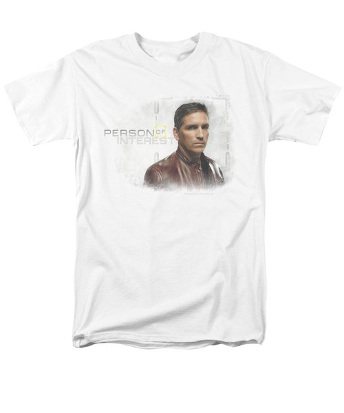 Person Of Interest - Cloud Men's T-Shirt  (Regular Fit) by Brand A