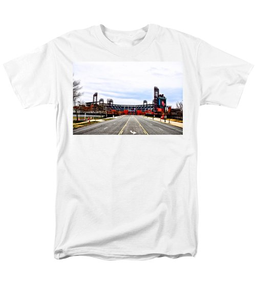 Phillies Stadium - Citizens Bank Park T-Shirt by Bill Cannon