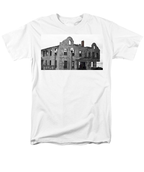 Pieces of Alcatraz Island T-Shirt by Cheryl Young