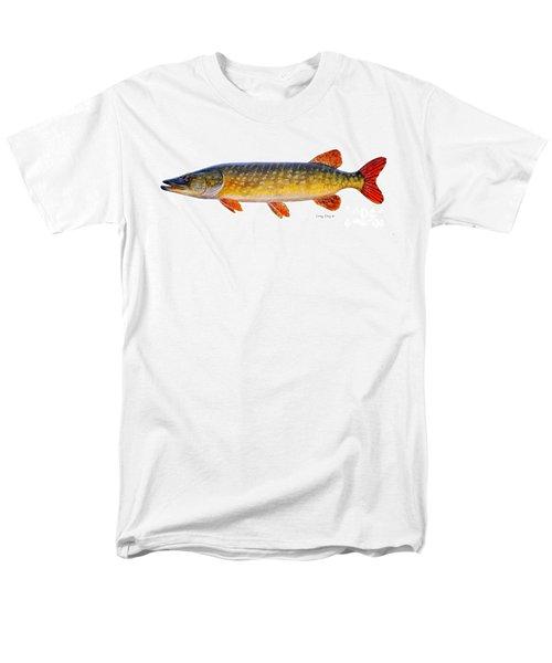 Pike Men's T-Shirt  (Regular Fit) by Carey Chen
