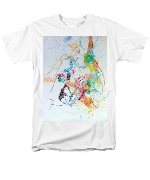Plunging the Depths of Being 1 T-Shirt by David Baruch Wolk