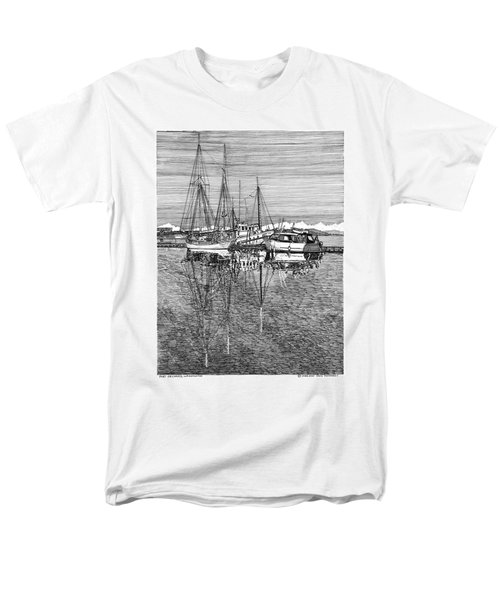 Port Orchard Reflections T-Shirt by Jack Pumphrey