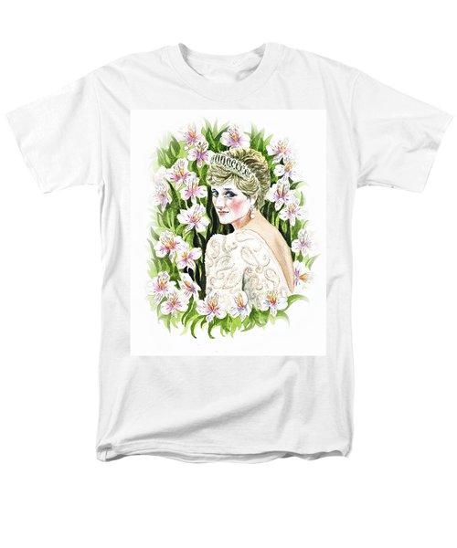 Princess Dianna T-Shirt by Irina Sztukowski