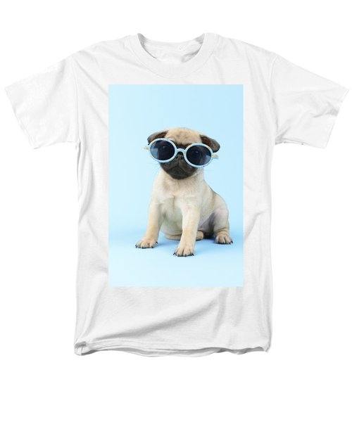 Pug Cool T-Shirt by Greg Cuddiford