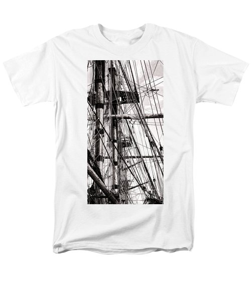 Rigging T-Shirt by Olivier Le Queinec