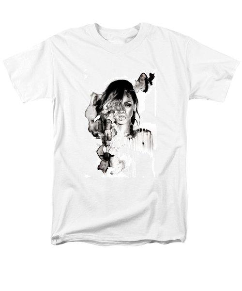 Rihanna Stay Men's T-Shirt  (Regular Fit) by Molly Picklesimer