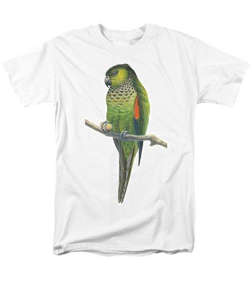 Rock Parakeet Men's T-Shirt  (Regular Fit) by Anonymous
