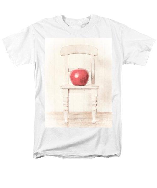 Romantic Apple Still Life T-Shirt by Edward Fielding