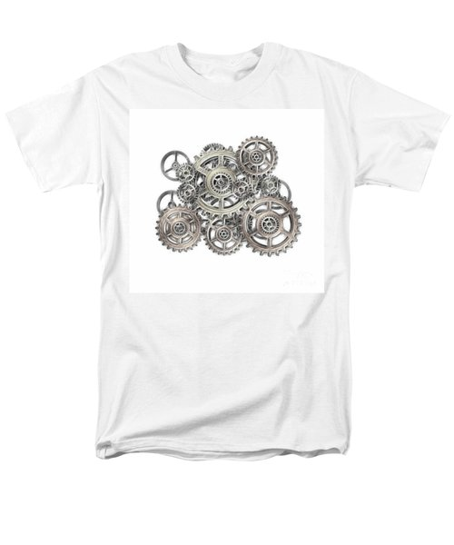 sketch of machinery T-Shirt by Michal Boubin
