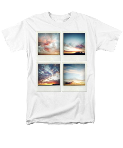 Skies T-Shirt by Les Cunliffe