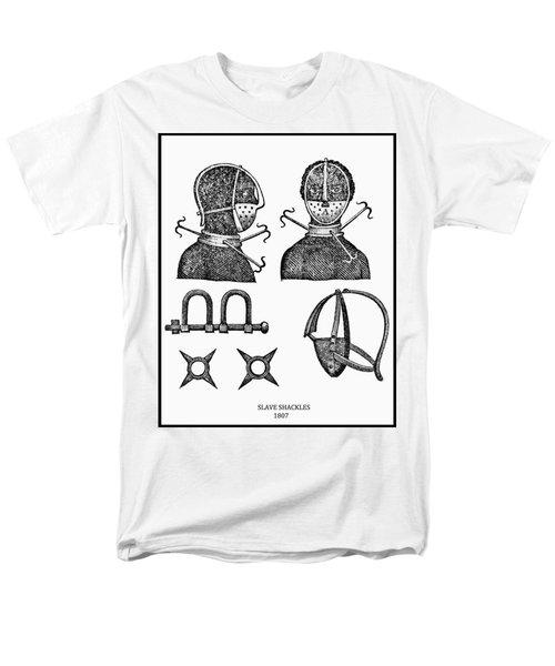 SLAVE RESTRAINTS  1807 T-Shirt by Daniel Hagerman
