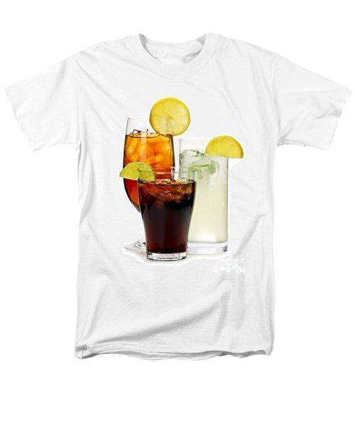 Soft drinks T-Shirt by Elena Elisseeva