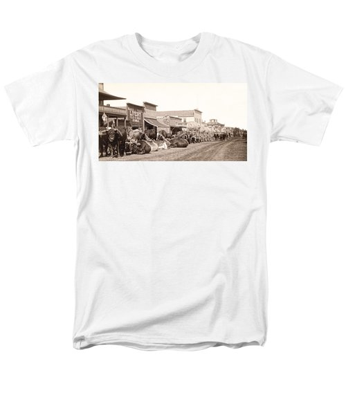 STURGIS SOUTH DAKOTA c. 1890 T-Shirt by Daniel Hagerman