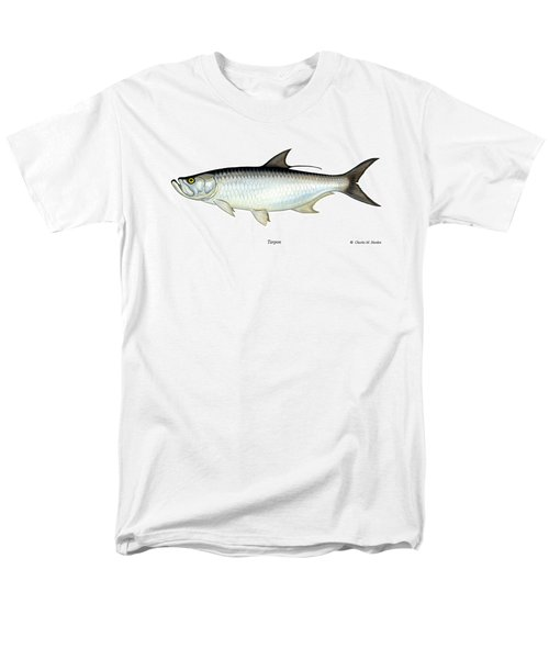Tarpon T-Shirt by Charles Harden
