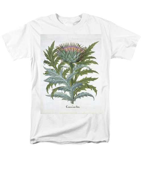 The Cardoon, From The Hortus Men's T-Shirt  (Regular Fit) by German School