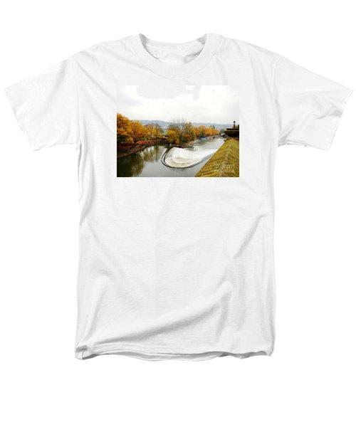 The Foggy Day T-Shirt by LORETA MICKIENE