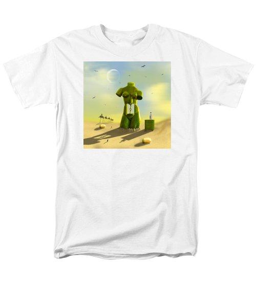 The Nightstand Men's T-Shirt  (Regular Fit) by Mike McGlothlen