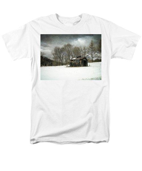 The Old Sugar Shack T-Shirt by Edward Fielding
