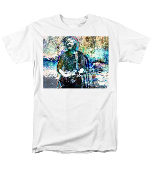 Trey Anastasio - Phish Original Painting Print T-Shirt by Ryan RockChromatic
