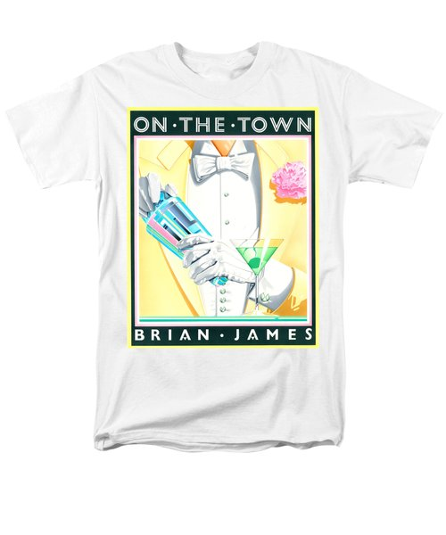 Untitled Men's T-Shirt  (Regular Fit) by Brian James