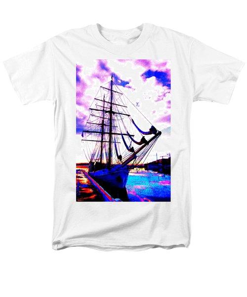vikings go sailing  T-Shirt by Hilde Widerberg