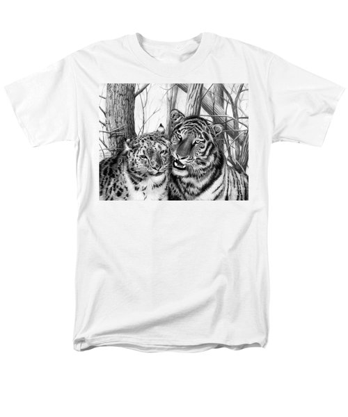 When Two Hearts Collide T-Shirt by Peter Piatt