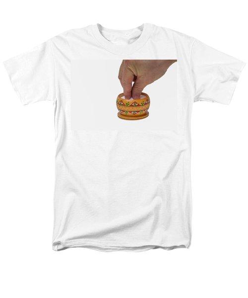 With a grain of salt - Featured 3 T-Shirt by Alexander Senin