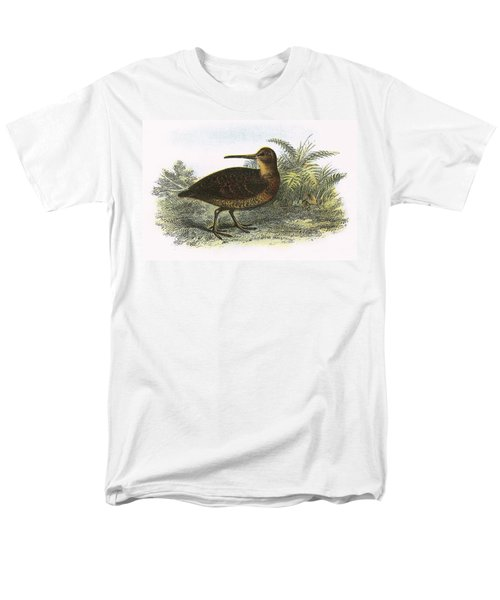 Woodcock Men's T-Shirt  (Regular Fit) by English School