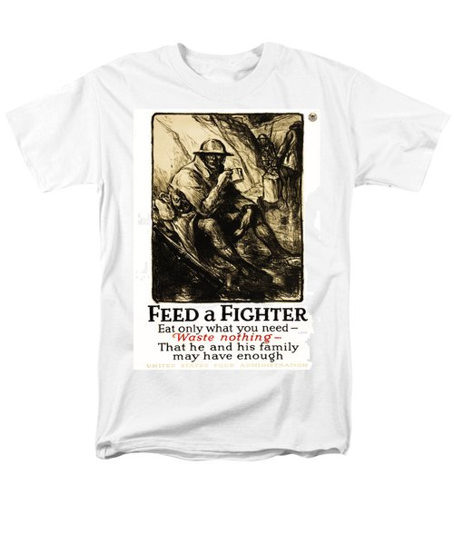 WORLD WAR 1 - U. S. WAR POSTER T-Shirt by Daniel Hagerman