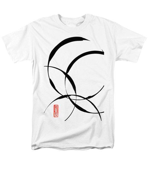 Zen Circles 2 T-Shirt by Hakon Soreide
