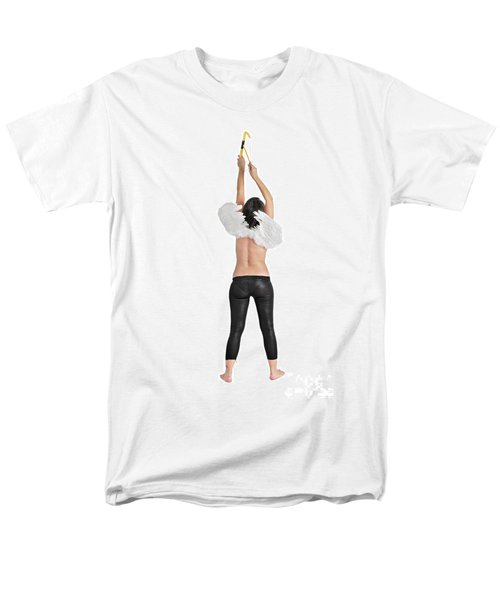 Cupid the god of desire T-Shirt by Ilan Rosen