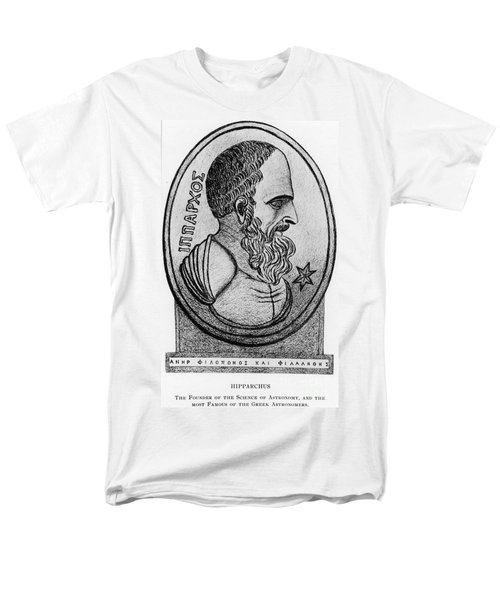 Hipparchus, Greek Astronomer T-Shirt by Photo Researchers, Inc.