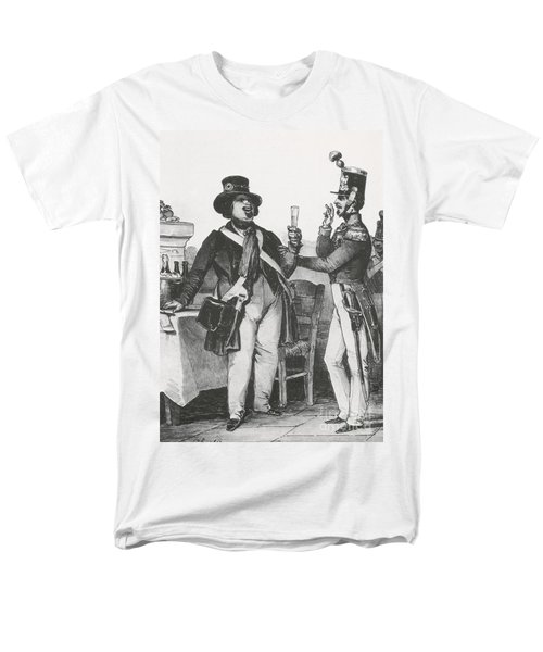 Honore De Balzac, French Author T-Shirt by Photo Researchers