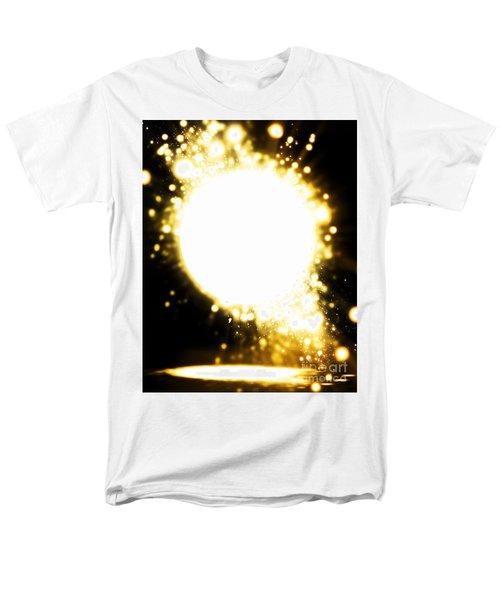 sphere lighting T-Shirt by Setsiri Silapasuwanchai