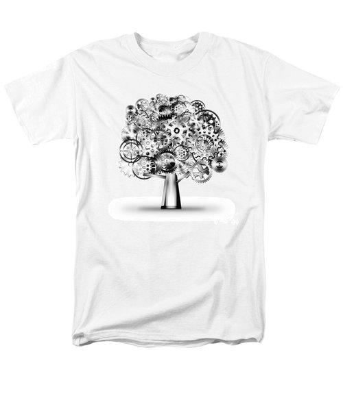 tree of industrial T-Shirt by Setsiri Silapasuwanchai