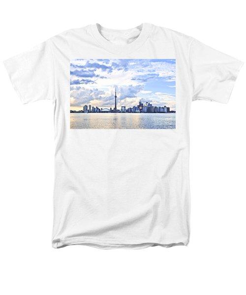 Toronto skyline T-Shirt by Elena Elisseeva