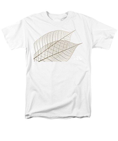 Skeleton leaves T-Shirt by Elena Elisseeva