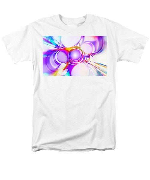abstract of circle  T-Shirt by Setsiri Silapasuwanchai