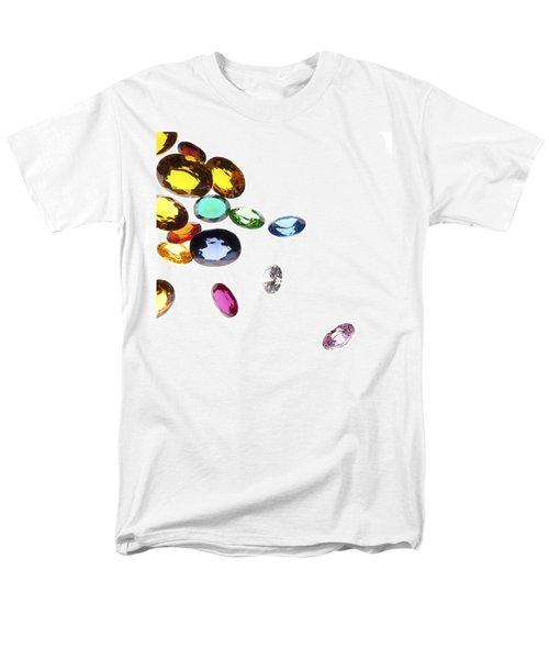colorful gems T-Shirt by Setsiri Silapasuwanchai