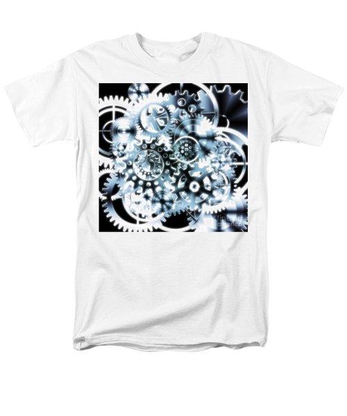 gears wheels design  T-Shirt by Setsiri Silapasuwanchai