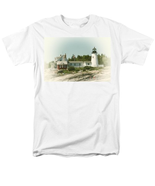 A View From the Water T-Shirt by Karol  Livote