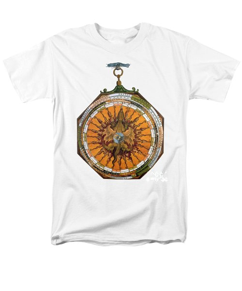 Astronomicum Caesareum With Dragon T-Shirt by Photo Researchers